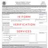 I-9, Employment Eligibility Verification